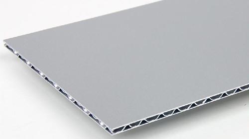 Panel compuesto de aluminio corrugado A2 FR 02