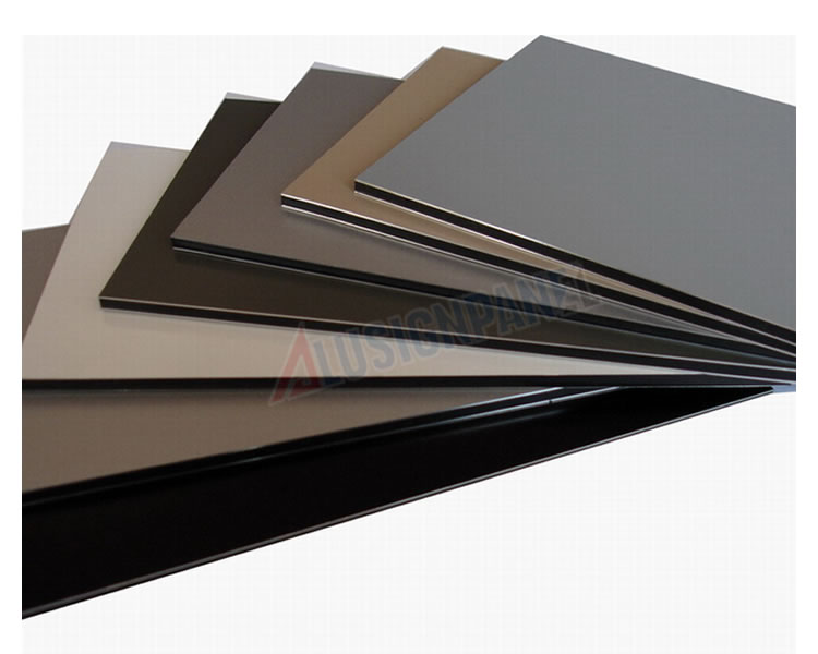 Panel compuesto de aluminio FEVE