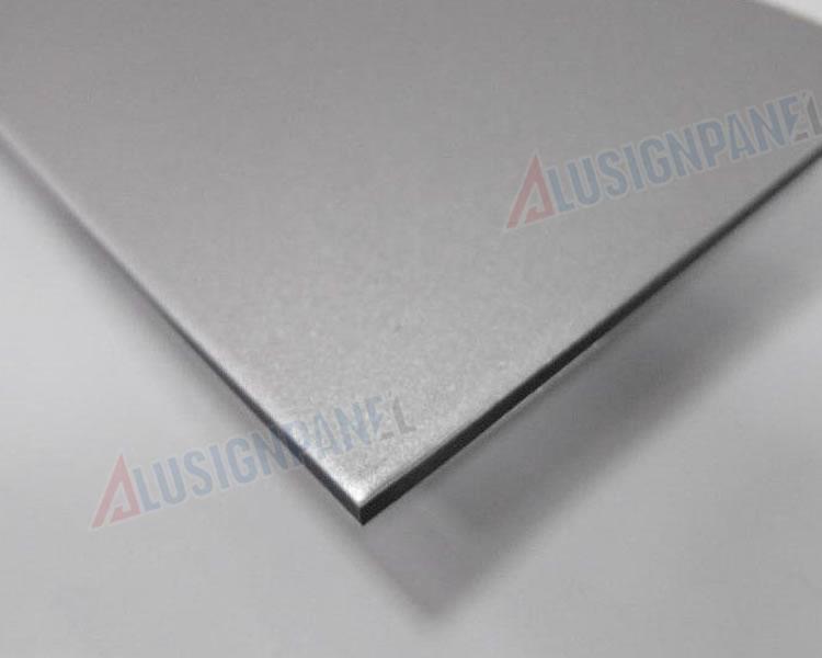 Panel compuesto de aluminio nano PVDF