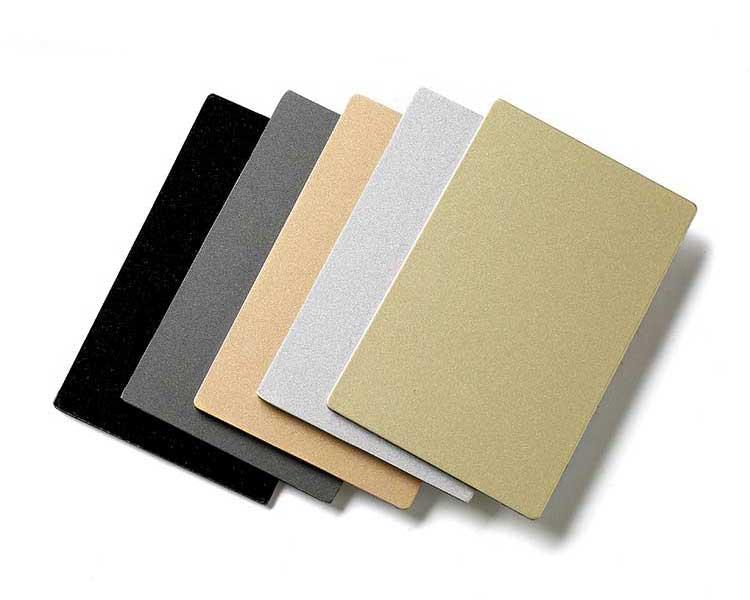 Panel compuesto de aluminio PVDF