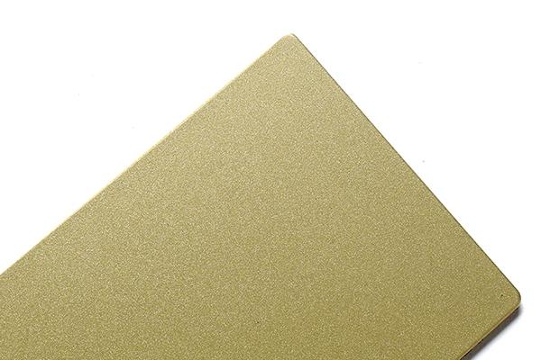 Panel compuesto de aluminio dorado flash SJ-8008