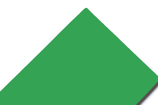 Panel compuesto de aluminio verde manzana SJ-8021