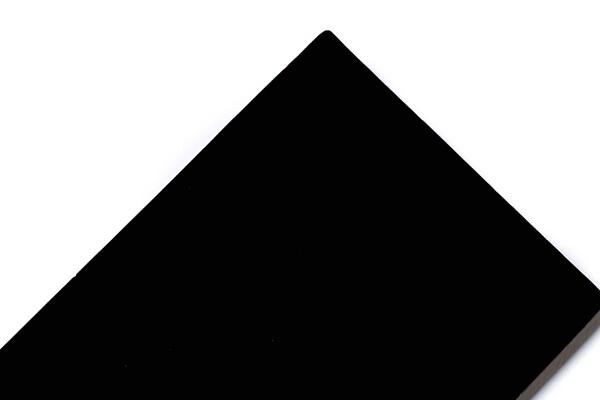Panel compuesto de aluminio negro SJ-8049