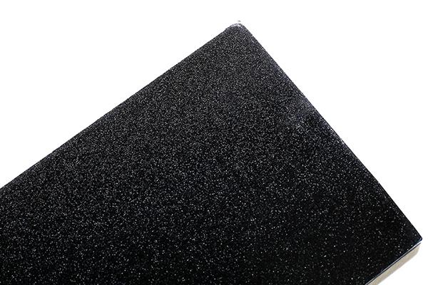 Panel compuesto de aluminio negro perla SJ-8821