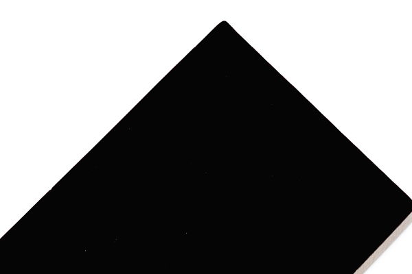 Panel compuesto de aluminio negro brillante SJ-8828