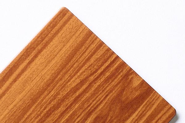 Panel compuesto de aluminio para madera SJ-T1