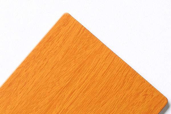 Panel compuesto de aluminio de madera y piedra SJ-T2